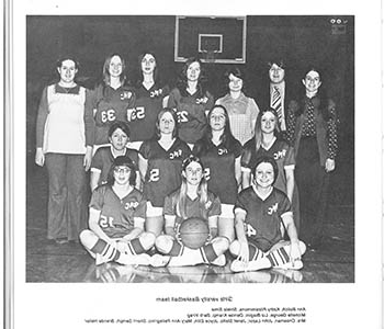 Sports Timeline - 1972 Women's Basketball